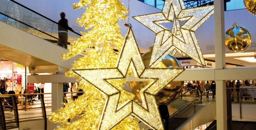 commercial christmas decorations downtown decorations - Craigslist Outdoor Christmas Decorations