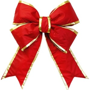 3d structural - Christmas Decorations Bows