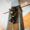 Mall Column Christmas Decoration