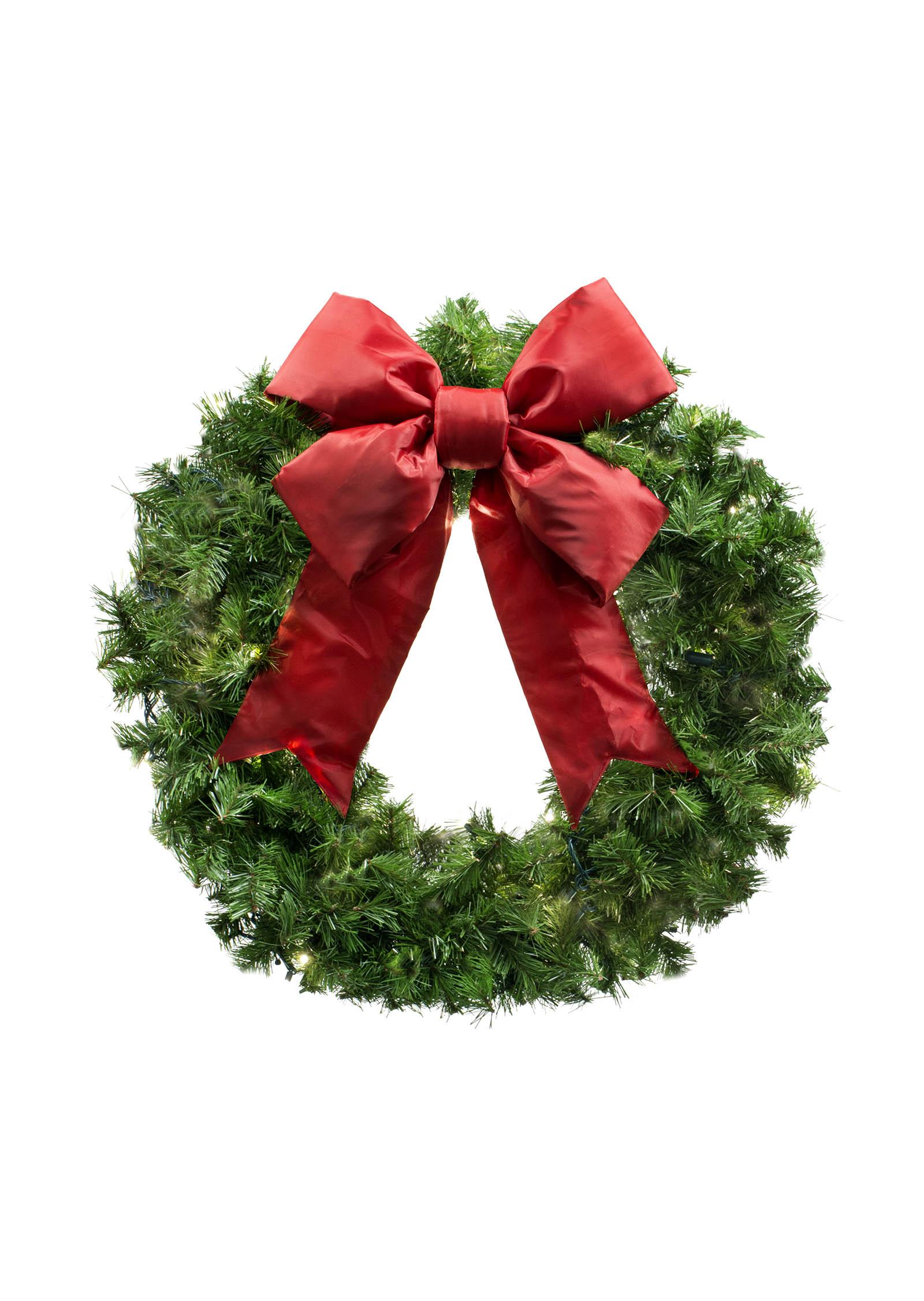 Led Christmas Wreaths
