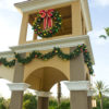 Mall Large Outdoor Christmas Wreath