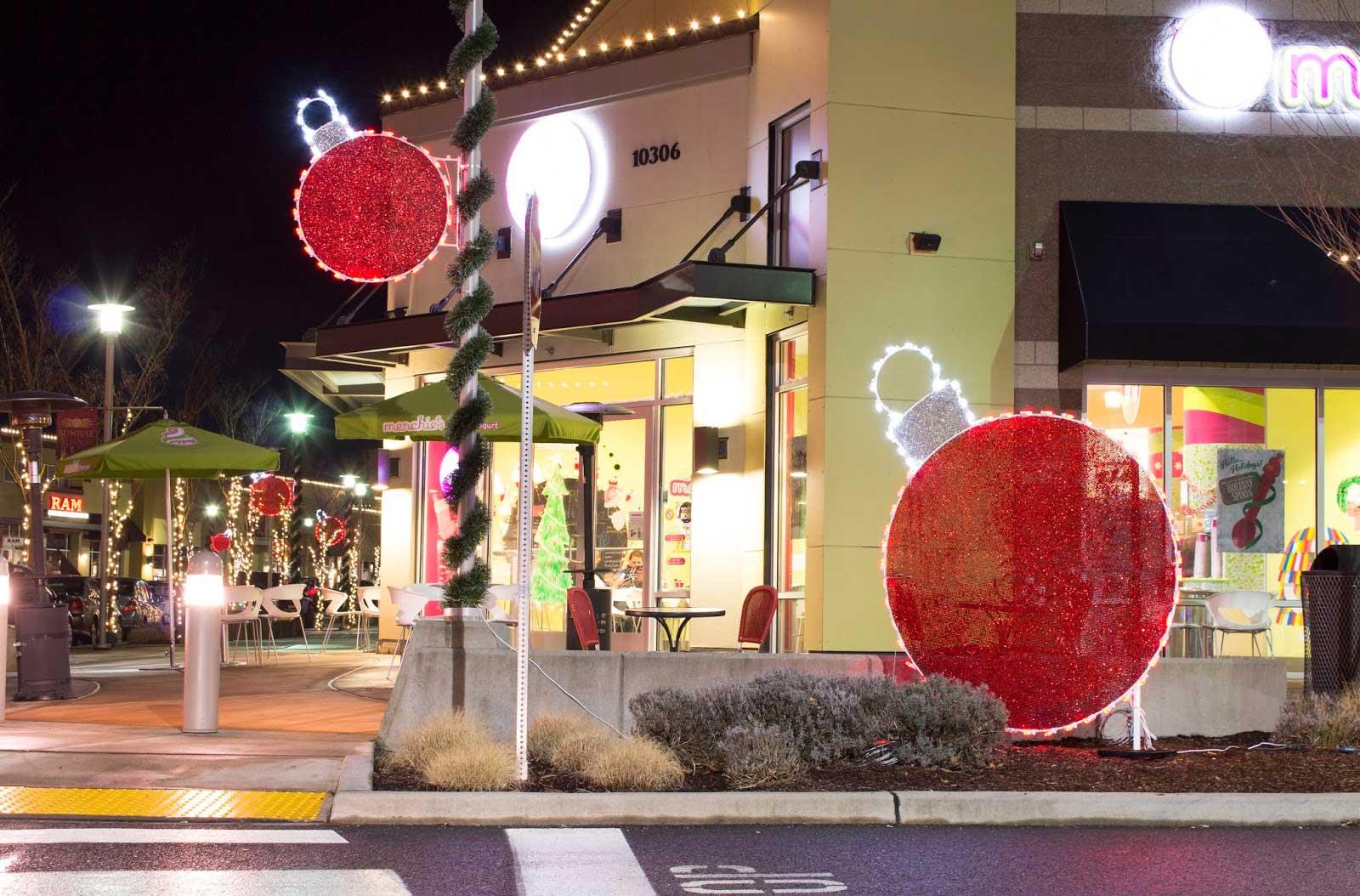 Christmas Village Lighting System