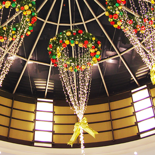 Christmas Decorations For Commercial Use Uk: Commercial Holiday Decorations