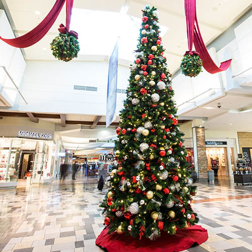 Shopping Mall Christmas Decorations